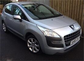 Got to go! Now reduced by £1200! Reasonable offers considered. 2010 Peugeot 3008 1.6 HDi EGC Active.