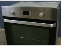 Beko Integrated Single Oven+ 6 Months Warranty! Delivery&Install Available.