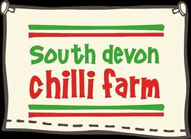 Cafe Cook and Shop/ Cafe Assistant for Chilli Farm Cafe Shop and Visitor Experience