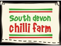 Cafe/shop/kitchen Assistant for Chilli Farm Cafe Shop and Visitor Experience