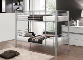 🌞🌞CHEAPEST PRICE🌞🌞🌞SINGLE METAL BUNK BED🌞🌞BRAND NEW METAL BUNK BED🌞🌞🌞