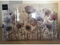 Wall Art/ Graham & Brown Classic Poppy Trio Canvas/ New Unopend Packaging