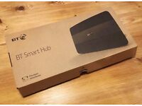 BT Smart Hub 6 Wireless Fibre Broadband Router (084316)