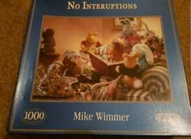 Puzzle -used once- excellent condition