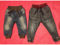 boys jeans size 1-1.5 years