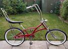 "HUGE 26"" AMERICAN CHOPPER USA BEACH CRUISER Lowrider Bike BMX Bicycle Old School BMX"