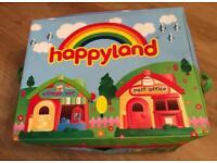 ELC Happyland storage box/play mat