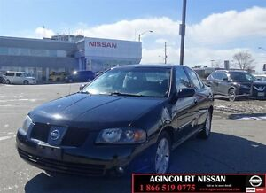 2004 Nissan Sentra SE-R |AS-IS SUPERSAVER|