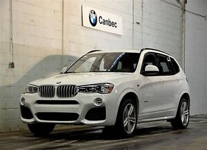 2017 BMW X3 xDrive28i | M SPORT LINE | PREMIUM ENHANCED