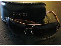 Vintage GUCCI Sunglasses - Mint Condition, RRP £240