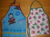 THOMAS or BARNEY  Aprons for Boys - Size 4-6X
