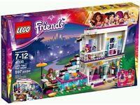 Lego Pop Star House 41135