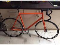 Track bike 58cm