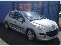 2007 (07 reg), Peugeot 207 1.4 16v SE 5dr Hatchback, AA COVER & AU WARRANTY INCLUDED, £1,295 ono