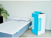 Brand New Simba Hybrid Pro Mattress (Liquidated stock, King and Double sizes only)