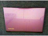 Toshiba Satellite L50D-C-1CF Intel Pentium N3700 1.60GHz 1TB 4GB DVDW z23 + case