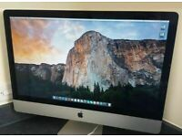 Apple iMac 27' 3.06Ghz Core 2 Duo 4GB 1TB HDD Final Cut Pro X Adobe Premiere After Effects