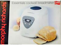 Morphy Richards Colwall bread maker which features: never been used