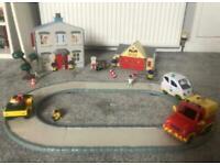 Fireman Sat set