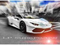 LP PRESTIGE LUXURY & SUPERCAR CAR HIRE