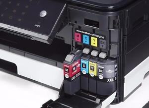 Brother MFC J4310DW Smart Inkjet Color Print, FAX, Copy, Scan, 128 MB RAM, TouchScreen, upto 33 ppm, BRAND NEW