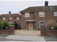 Stunning 4 bed 2 bath family home with off street parking for 2 cars and private garden