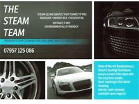 The Steam Team Mobile Car valeting