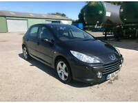 Peugeot 307 1.6 hdi sport 110hp spares or repair