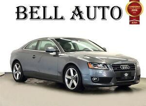 2012 Audi A5 2.0T PREMIUM PKG PANORAMIC  ROOF