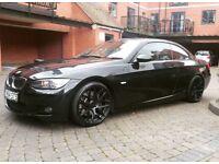 BMW E93 330d M Sport Convertible. Good Condition.