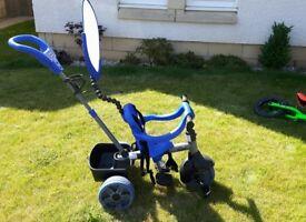 Little Tikes 4 in 1 Trike with 5 point harness