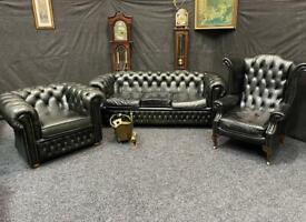 3 piece chesterfield suite