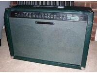 FS: TRACE ELLIOT SUPER TRAMP TWIN - superb guitar amplifier combo - made in UK
