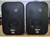 JBL Control 1 HiFi speakers, excellent condition