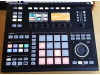 Native Instruments Maschine Studio Black inc. 10 Expansions & All Latest Software - Excellent Cond