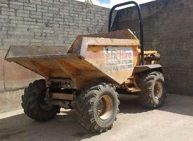 9 ton Dumper Barford SX9000