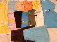 T's and Tanks from GAP Kids n Old Navy (size 12/XL)