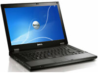 """Like New - BLACK DELL LAPTOP - WIRELESS - OFFICE - DVD-RW - 15"""" - FULLY WORKING (Deliver if needed)"""