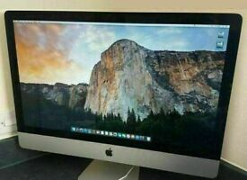 Apple iMac 27' 3.06Ghz Core 2 Duo 8GB Ram 1TB HDD Ableton 9 Fab Filter Logic Pro X Sibelius Melodyne