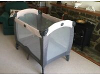Graco Luxury Travel Cot- Immaculate condition £40