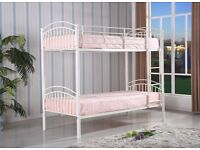 The Florida Cream Bunk Bed From Only £180