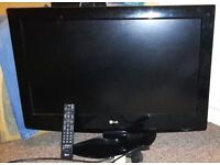 Free 32 Inch LG TV 2000 - Collect Only