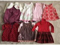 Girls Clothes Bundle Age 12-18 Months