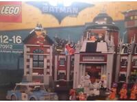 Brand new never been opened Lego batman arkham asylum