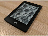 Kindle Paperwhite with backlight - 6th generation - E-reader + Smart Cover