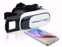 3D VR Virtual Reality Glasses