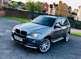 2008 late BMW X5 3.0 d Sport Spec with FSH, 22 inch alloys and Aero Kit