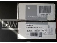 NEW Apple MF621G/A 16GB (2*8GB) 1866MHz DDR3 Server ECC for MAC PRO Memory (from 2013, Cylinder)