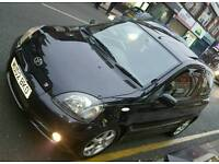 2002 Toyota Yaris 1.5 T Sport Black Petrol Amazing condition daily use Long Mot Rare PX can deliver