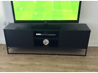Ikea Black TV Stand - Perfect Condition!